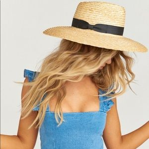 Lack of Color Spencer Fedora- Small